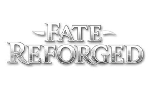 Fate Reforged Booster Pack - Japanese
