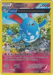 Azumarill - 104/160 - Holo Rare - Reverse Holo on Channel Fireball