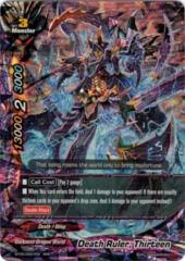 Death Ruler, Thirteen - BT05/0007 - RRR