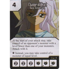 Change of Heart - Basic Action Card (Die & Card Combo)