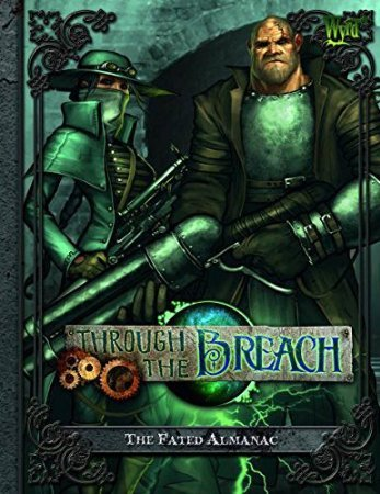Through the Breach RPG: Fated Almanac