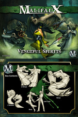Vengeful Spirits - Kirai Box Set