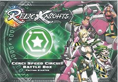 Dark Space Calamity: Cerci Speed Circuit Battle Box