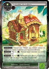 Cottage of Cakes - CMF-062 - R - 1st Printing on Channel Fireball