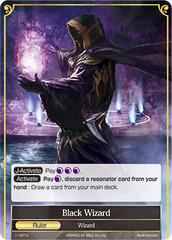 Black Wizard - 1-167 - U