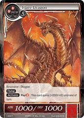 Flare Dragon - 1-069 - R