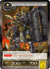 Knight of the Tough Shield - 3-012 - U