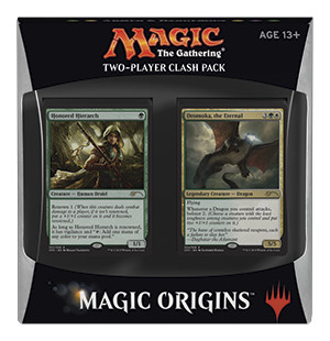 Origins Clash Pack