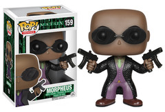 Movie Series - #159 - Morpheus (The Matrix)