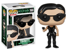 Movie Series - #160 - Trinity (The Matrix)
