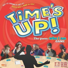 Time's Up! Deluxe (Red Box)