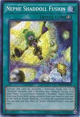 Nephe Shaddoll Fusion - SECE-EN059 - Secret Rare - Unlimited Edition