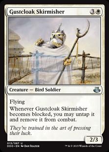 Gustcloak Skirmisher