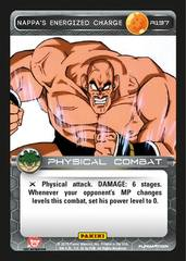 Nappa's Energized Charge - 137 - Foil