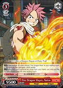 Fire Dragon Slayer, Natsu - FT/EN-S02-T01S - SR
