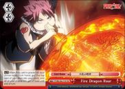 Fire Dragon Roar - FT/EN-S02-T19R - RRR