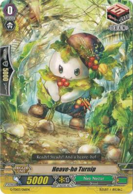 Heave-ho Turnip - G-TD03/016EN