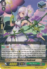 Maiden of Daybreak - G-TD03/019EN (C) on Channel Fireball