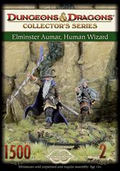 Eliminster Aumar, Human Wizard