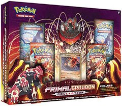 Primal Groudon Collection