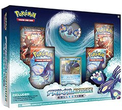 Pokemon Primal Kyogre Collection