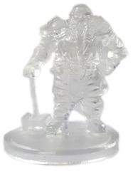 Shield Dwarf Fighter (Invisible)