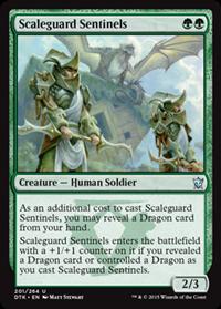 Scaleguard Sentinels - Foil