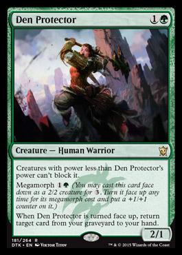 Den Protector - Foil