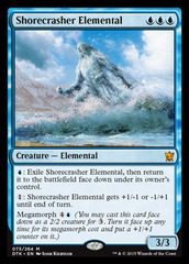 Shorecrasher Elemental - Foil