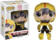 Disney Series - #107 - Go Go Tomago