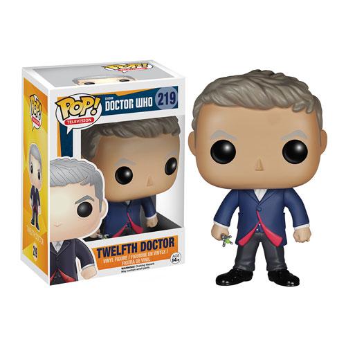 #219 - Twelfh Doctor