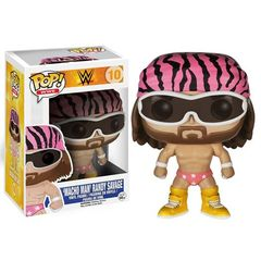 #10  Macho Man Randy Savage Pink Bandana