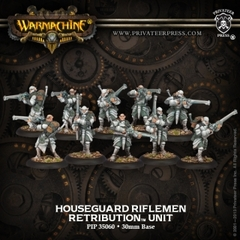 Houseguard Riflemen