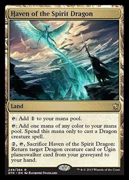 Haven of the Spirit Dragon