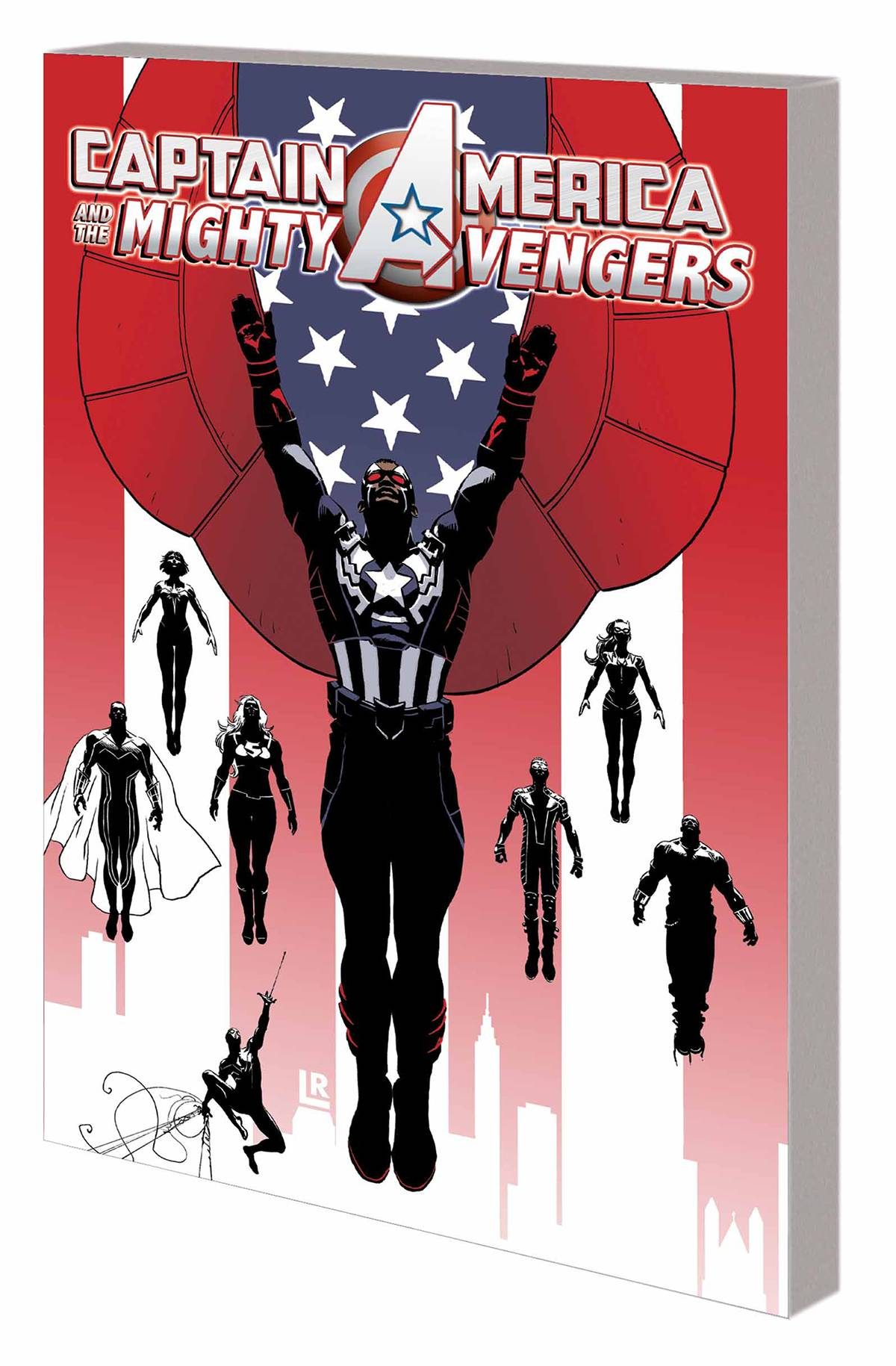 CAPTAIN AMERICA MIGHTY AVENGERS TP VOL 01 OPEN FOR BUSINESS
