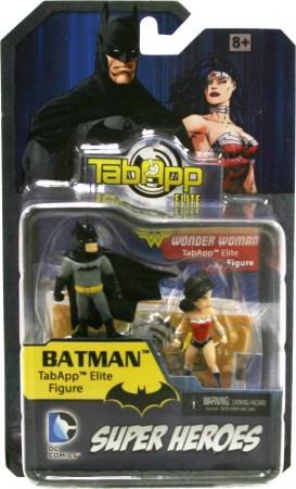 Batman & Wonder Woman TabApp Elite 2-Pack