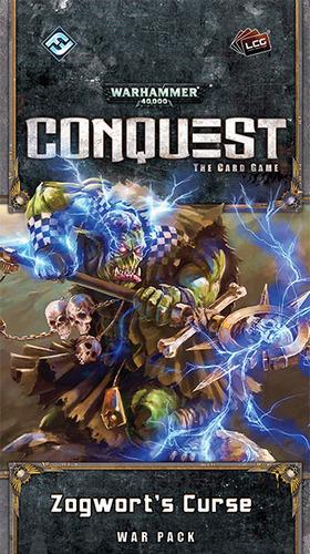 Warhammer 40,000: Conquest - Zogworts Curse