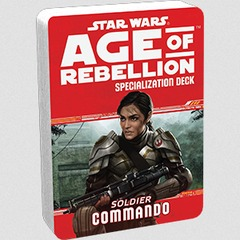 Commando Specialization Deck