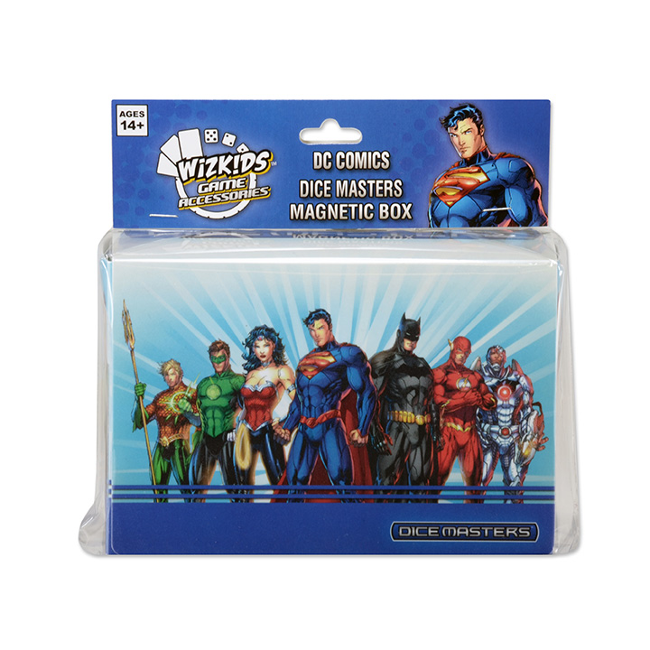 DC Dice Masters: Justice League Magnetic Box