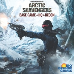 Arctic Scavengers: Base Game w/HQ & Recon Exp