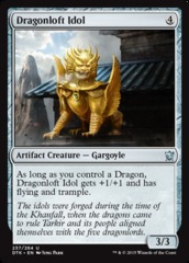 Dragonloft Idol - Foil