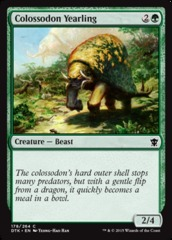 Colossodon Yearling - Foil