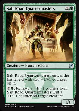 Salt Road Quartermasters - Foil