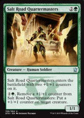 Salt Road Quartermasters - Foil
