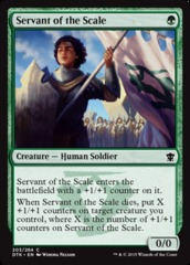 Servant of the Scale - Foil