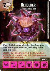 Beholder - Lesser Aberration (Card Only)