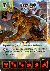 Tarrasque - Epic Aberration (Card Only)