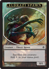 Eldrazi Spawn Token (A)