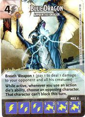 Blue Dragon - Apprentice Dragon (Die & Card Combo)