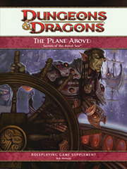 Dungeons & Dragons: The Plane Above - Secrets Of The Astral Sea HC